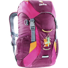 Deuter Kids Waldfuchs Backpack blackberry/magenta